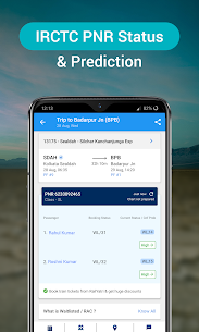 RailYatri – Live Train Status, PNR Status, Tickets App Latest Version Download For Android and iPhone 5