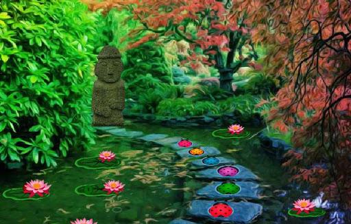 Escape Game Asian Garden 2.0.7 screenshots 3