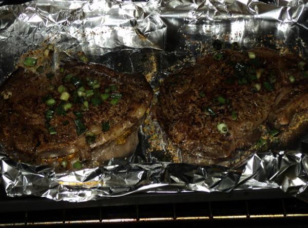 Steak It On Down! Recipe