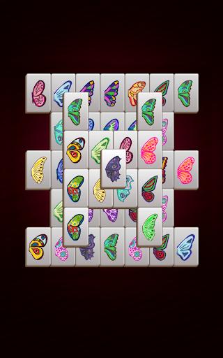 玩免費棋類遊戲APP|下載Mahjong Butterfly - Kyodai Zen app不用錢|硬是要APP