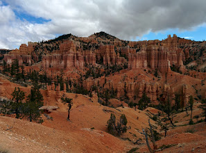 Photo: Just a typical view on the Fairyland Loop.