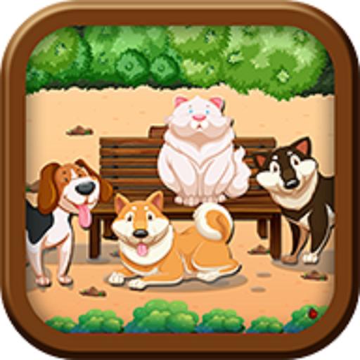 Doggy Match Mania 解謎 LOGO-玩APPs