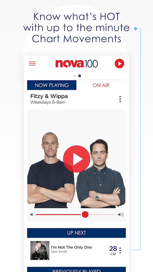Nova FM- screenshot