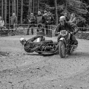 Oldtimer race by Mark Per - Sports & Fitness Motorsports ( motor race, oldtimer race )
