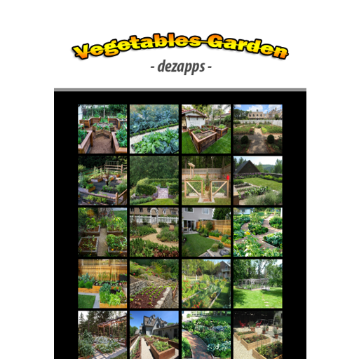 Vegetables garden ideas android apps on google play for Vegetable garden layout app