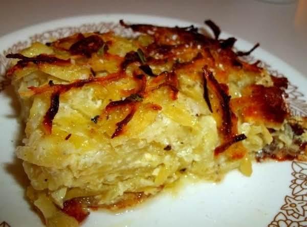 Potato Kugel - My Way