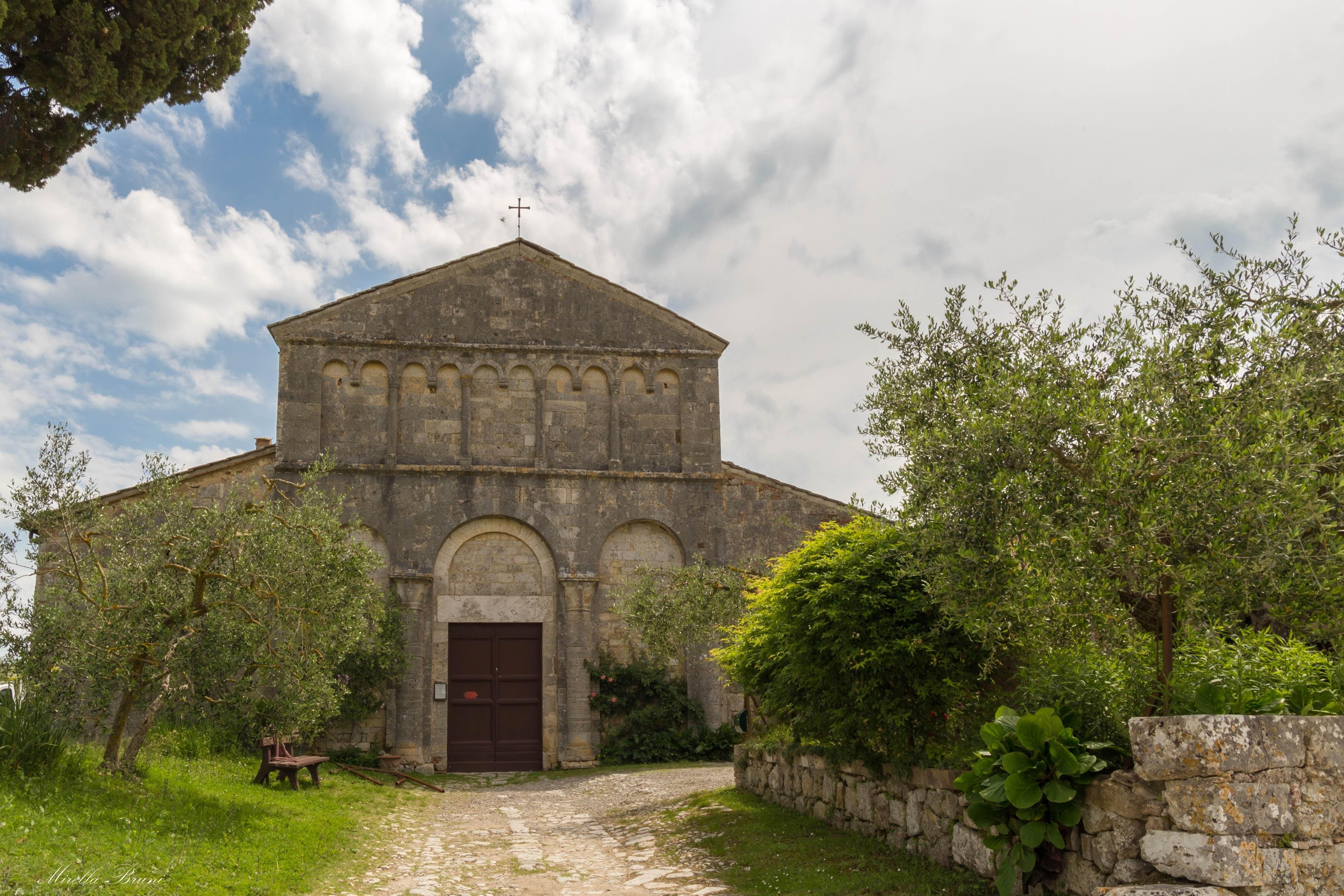 Pieve di San Giovanni a Corsano, Monteroni d'Arbia