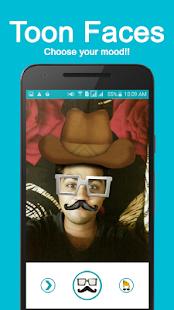 Toonface screenshot