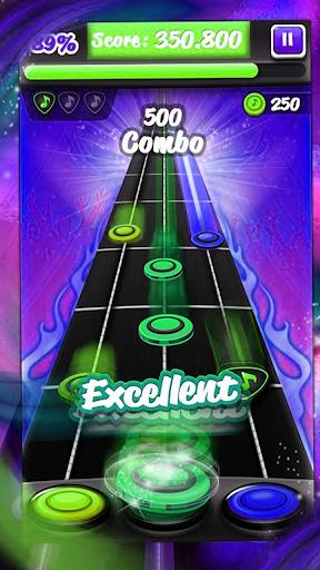 Guitar Rock Hero Pro 1.1.0 Mod screenshots 1
