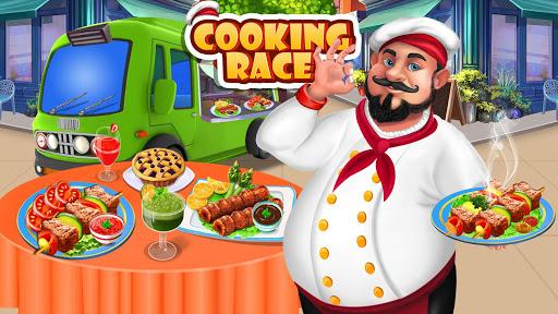 Télécharger Cuisine course - chef amusement restaurant Jeu  APK MOD (Astuce) screenshots 1