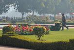 Delhi Gate gardener