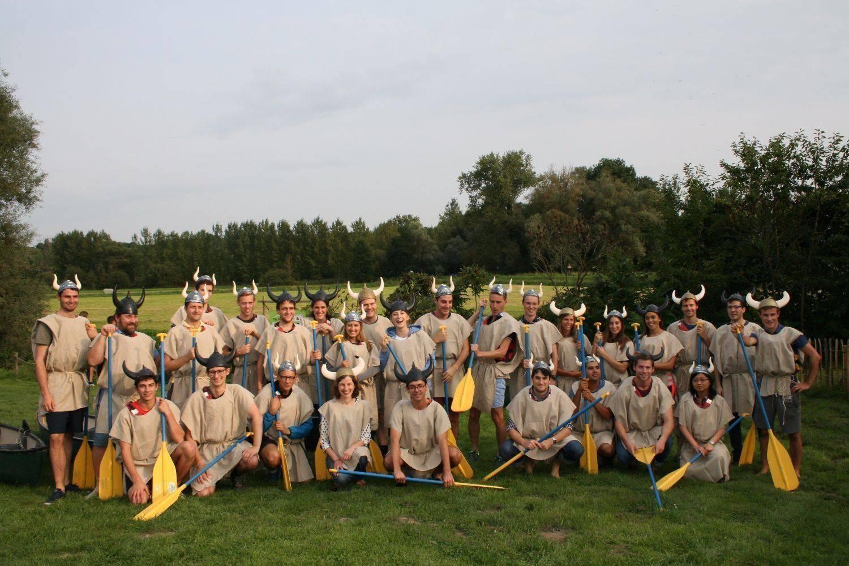 Vikingtocht van Korbeek-Dijle tot Heverlee - B