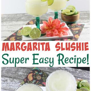 Best Margarita Recipe – Easy Slushie Margarita.
