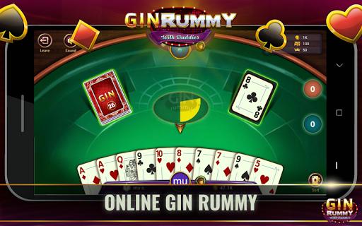 Gin Online - Free Online Card Game 1.0.5 screenshots 7