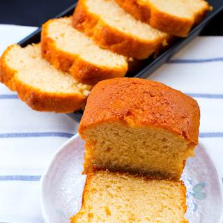 Madeira Cake Dessert Recipes.