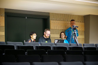 Photo: A scientific analysis of openSUSE collaboration patterns in OBS and Bugzilla, Athanasios-Ilias Rousinopoulos