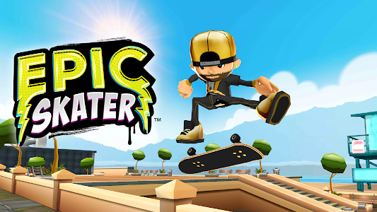 Epic Skater 2.0.12 MOD APK Unlimited Money Soda