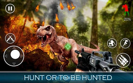 Best Dinosaur Hunter : Jurassic Survival Shooting 1.1 screenshots 4