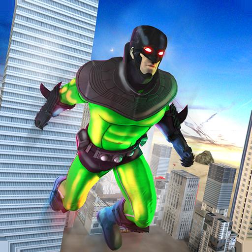 Bat Hero Ninja: Shadow City Vigilante