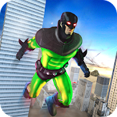 Bat Hero Ninja: Shadow City Vigilante