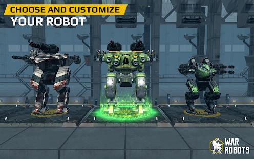 play War Robots on pc & mac