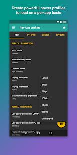 Kernel Manager for Franco Kernel Screenshot