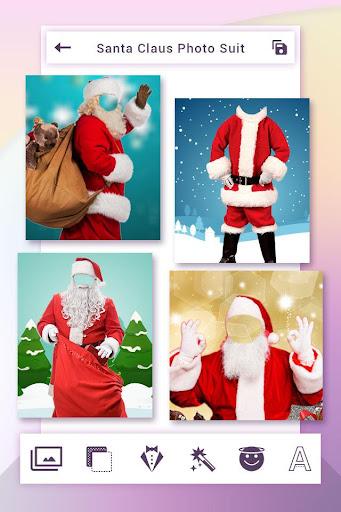 Santa Claus Photo Suite Editor 2018 1.0 screenshots 5