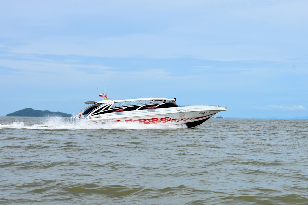 Cruise by speed boat to Koh Lipe from Pakbara Pier