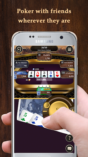 Pokerrrr2: Texas holdem & OFC & Omaha with Buddies 4.2.9 APK MOD screenshots 1