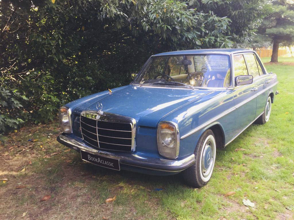 Mercedes-Benz W115 Hire Wallington