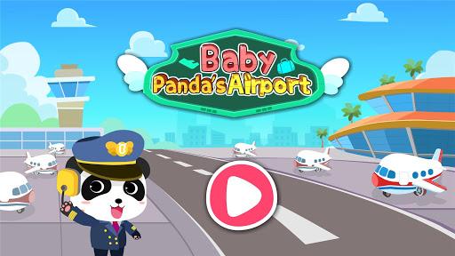 Baby Panda's Airport screenshots 12