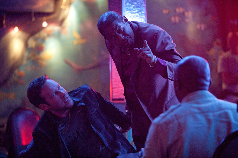 Photo: Michael Rosenbaum and Forest Whitaker in 'Catch.44' - http://numet.ro/catch44