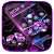 Purple diamond Bow Theme file APK Free for PC, smart TV Download