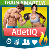 AtletIQ: Personal Trainer & Gym Workout Routines