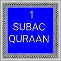 Subac Quraan.1 icon