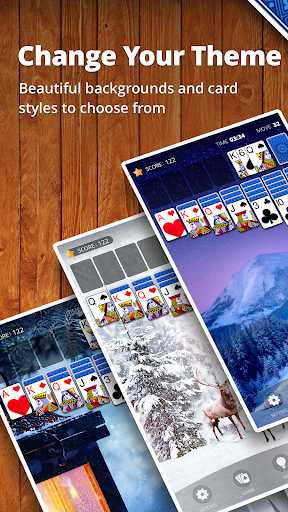 Solitaire by Cardscapes apkpoly screenshots 4