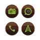Mysterious Forest Icons APK