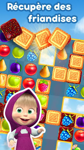 Masha et Michka: Jam Day - cartoons games for kids  captures d'écran 2