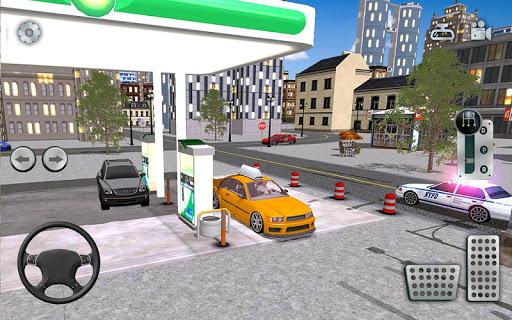 City Taxi Driving simulator: online Cab Games 2020 1.42 screenshots 12
