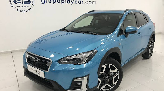 Grupo Playcar te ofrece este Subaru XV Eco-Hybrid con 2.000 euros de descuento