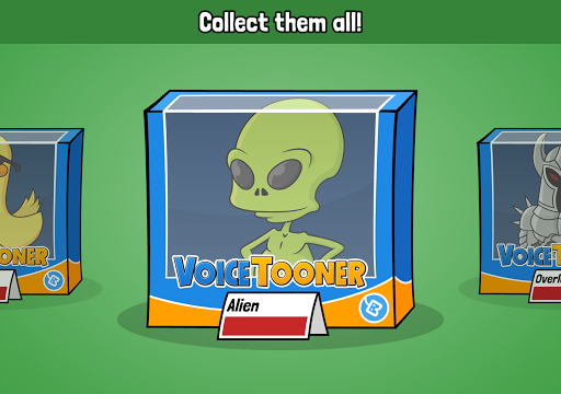 VoiceTooner - Voice changer with cartoons screenshot 10