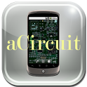 Circuit Board Live wallpaper icon