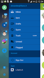 Libero Mail App Latest Version Download For Android and iPhone 4