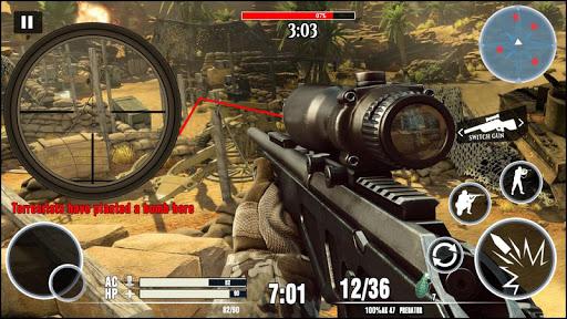 Desert Sniper 3D: Battleground Battlefield! 1.1 {cheat|hack|gameplay|apk mod|resources generator} 1