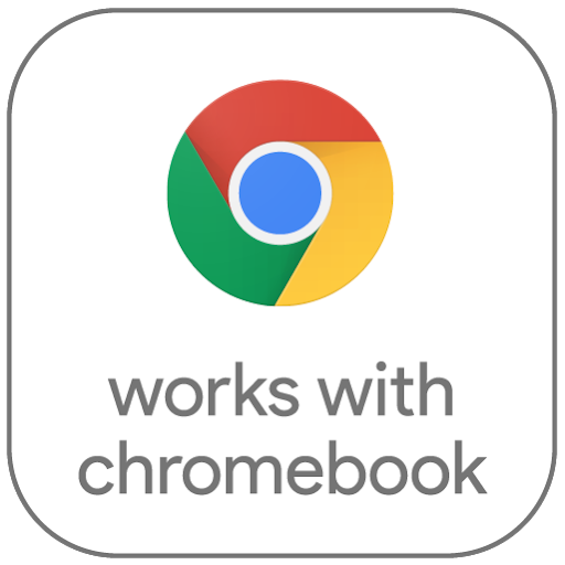Works with Chromebook badge