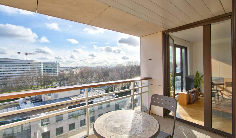 Appartement avec terrasse Levallois-Perret