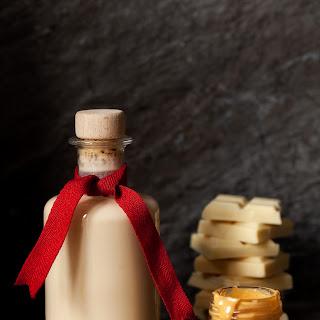 Caramelised White Chocolate Liqueur.