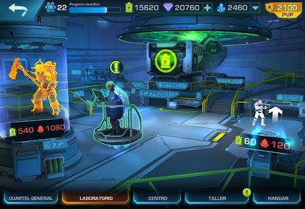 Evolution 2: Battle for Utopia. Shooter & Armas 6