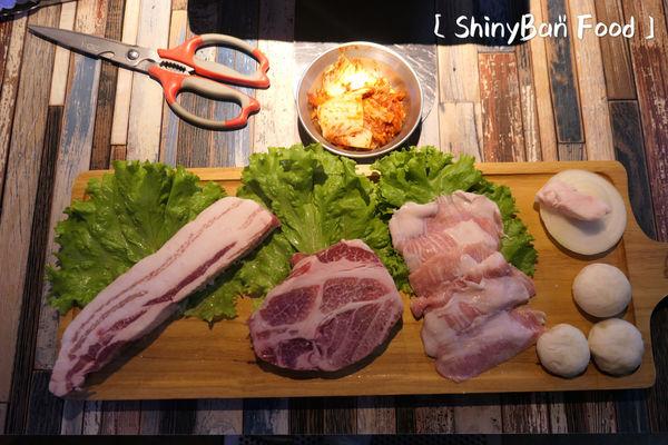 台北大安—咚咚家dondonga韓式豬肉專賣 五感享受的精緻韓式燒肉店