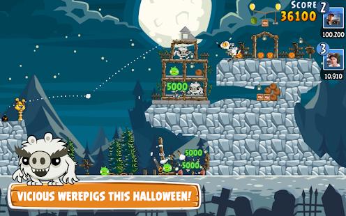 Angry Birds Friends- screenshot thumbnail
